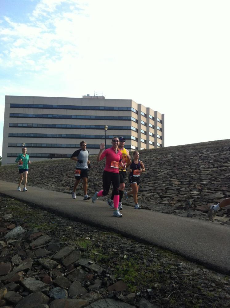 Marathon Recap (3/4)