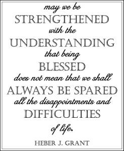blesseddifficulties